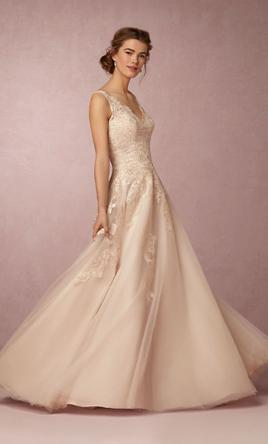 Bhldn mckinley 37600889 1 700 size 10 used wedding for Bhldn used wedding dresses