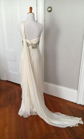 Marchesa 1 600 size 4 new un altered wedding dresses for Marchesa wedding dress sale
