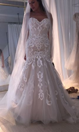 Fiore Couture 1 200 Size 8 Used Wedding Dresses