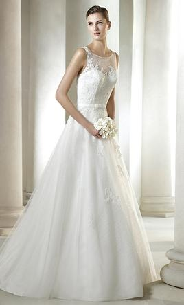 St Patrick Sabola 1080 Size 6 New Un Altered Wedding Dresses