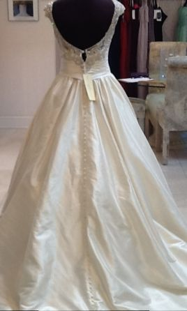 wedding dress consignment bridals 9204 699 size 12 sample wedding dresses 9204