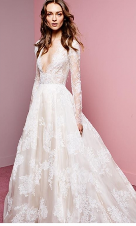 Monique lhuillier ella 3 750 size 6 used wedding dresses for Used cheap wedding dresses for sale