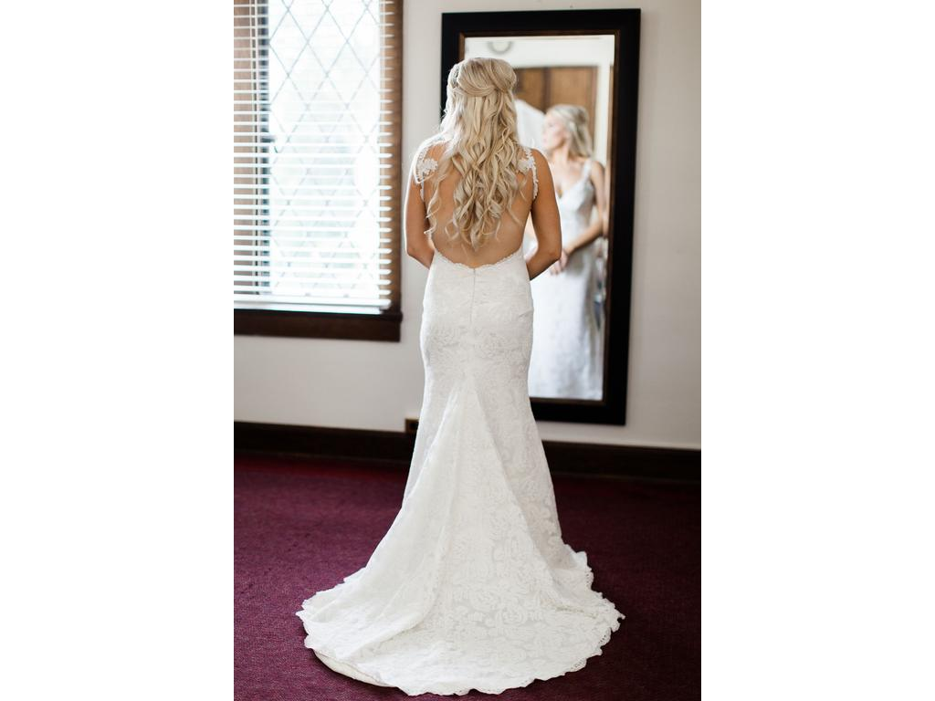 Katie may poipu 950 size 6 used wedding dresses for Dress for a wedding in may