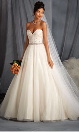 Alfred Angelo 2573 2