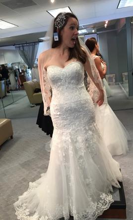 Alfred Angelo 2506 10