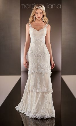 Martina Liana Designer Bridal Gown style: 597, $1,500 Size: 10 ...