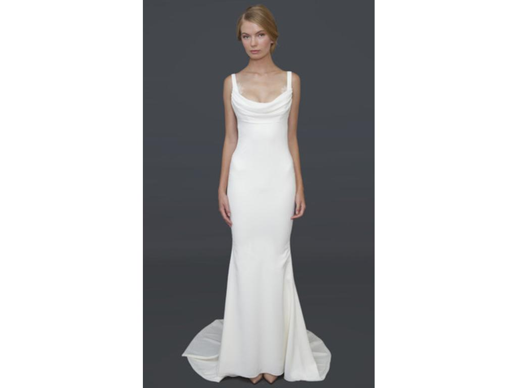 Katie may barcelona 1 500 size 10 sample wedding dresses for Dress for a wedding in may