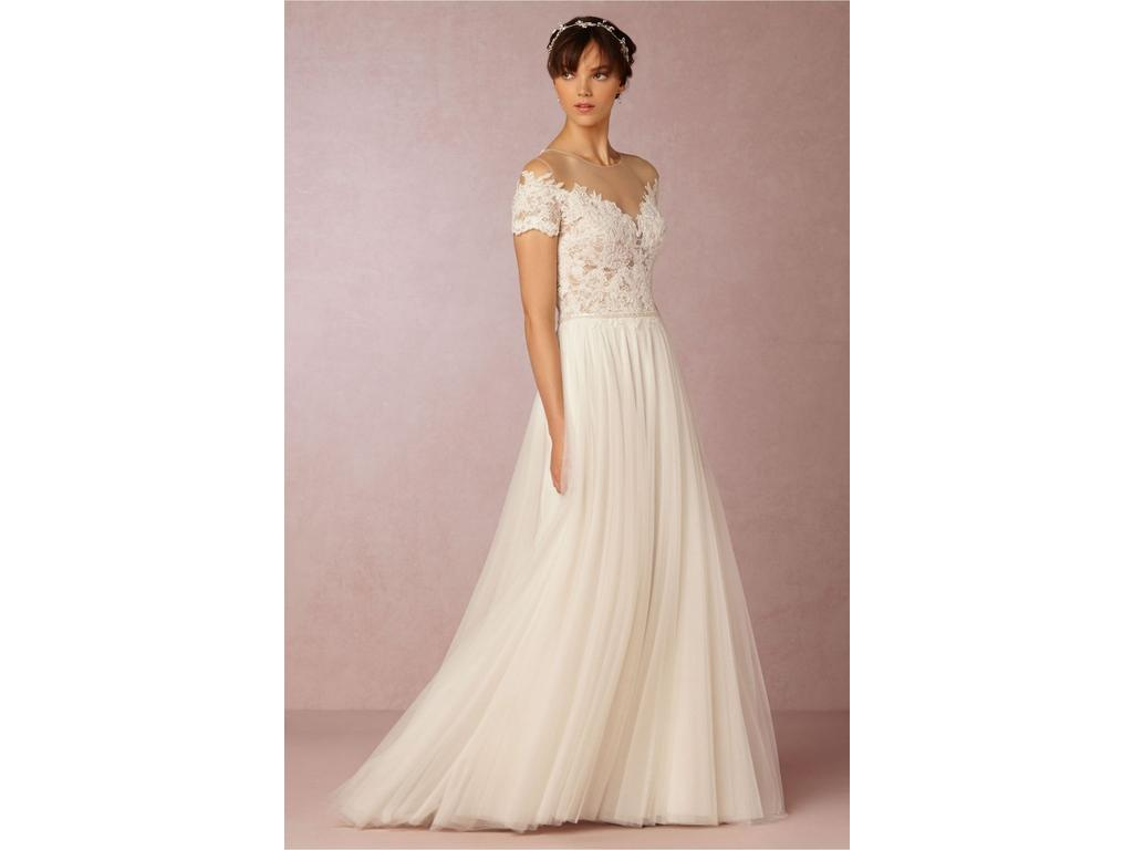 Watters beau 600 size 00 used wedding dresses for Pre used wedding dresses