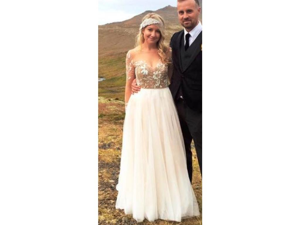 Pin It Hayley Paige Remmington Gown 12