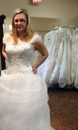 Alfred Angelo 206 700 Size 8