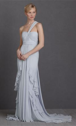 BHLDN CRASHING WAVES GOWN 6