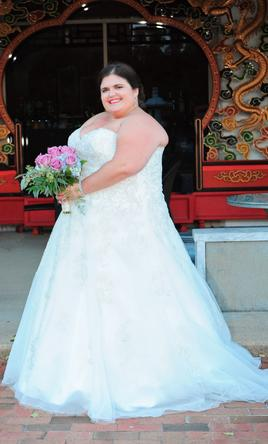 Size 24 Wedding Dresses and Wedding Gowns