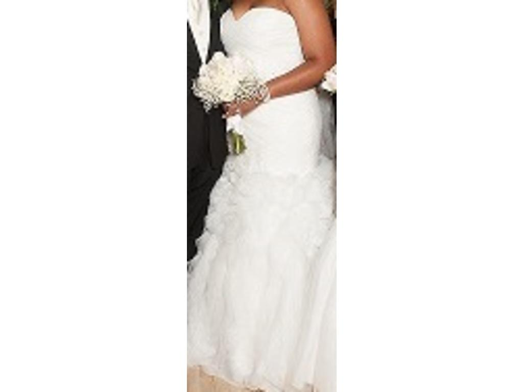 Wedding Dresses For USD 800 : Mori lee wedding dress currently for sale at off retail