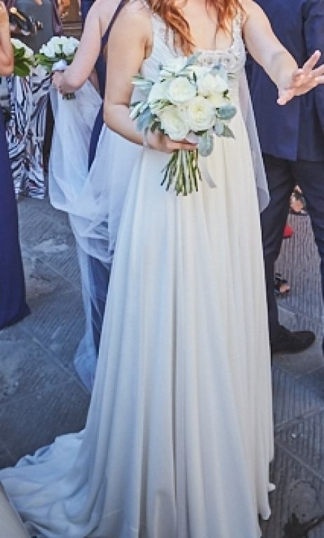 Jenny Packham Ophelia, $2,500 Size: 10 | Used Wedding Dresses