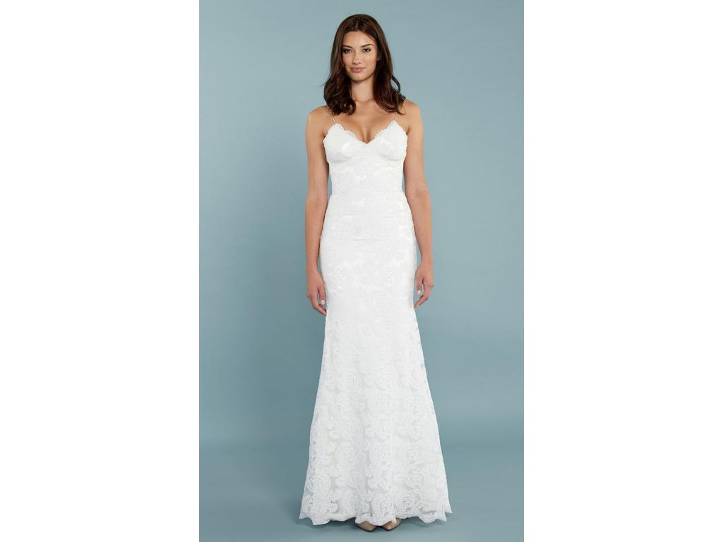 Katie May Poipu/ Lanai, $950 Size: 6 | New (Altered) Wedding Dresses