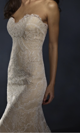 marisa style 898 fit flair lyon lace silhouette 1 500 size 16