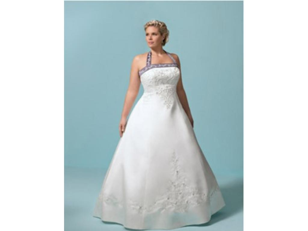 Alfred Angelo 1612, $650 Size: 14 | New (Un-Altered) Wedding Dresses