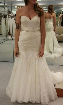 Alfred Angelo 2558 8