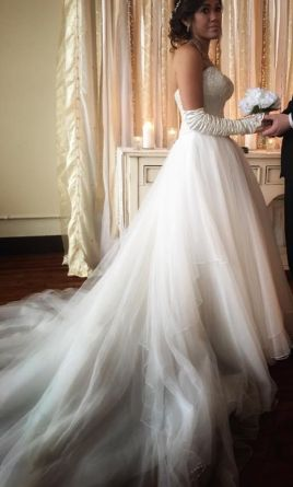 Sophia Tolli Cassidy Gown