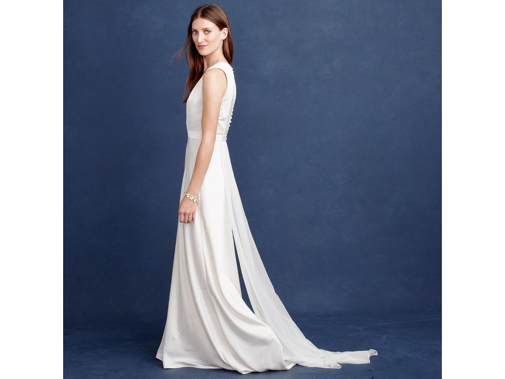 J crew wedding dresses for sale preowned wedding dresses j crew lana 8 ombrellifo Image collections