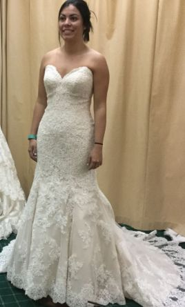 Allure Bridals Wedding Dresses For Sale PreOwned Wedding Dresses