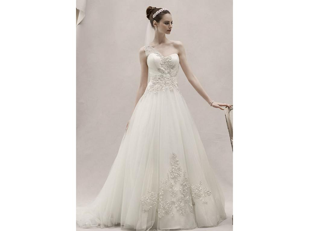 Oleg Cassini 7Ckp421, $400 Size: 2 | Used Wedding Dresses