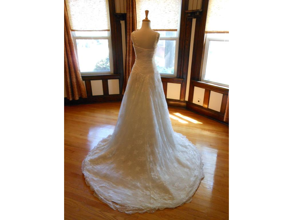 Other 99 size 6 sample wedding dresses for 901 salon prices