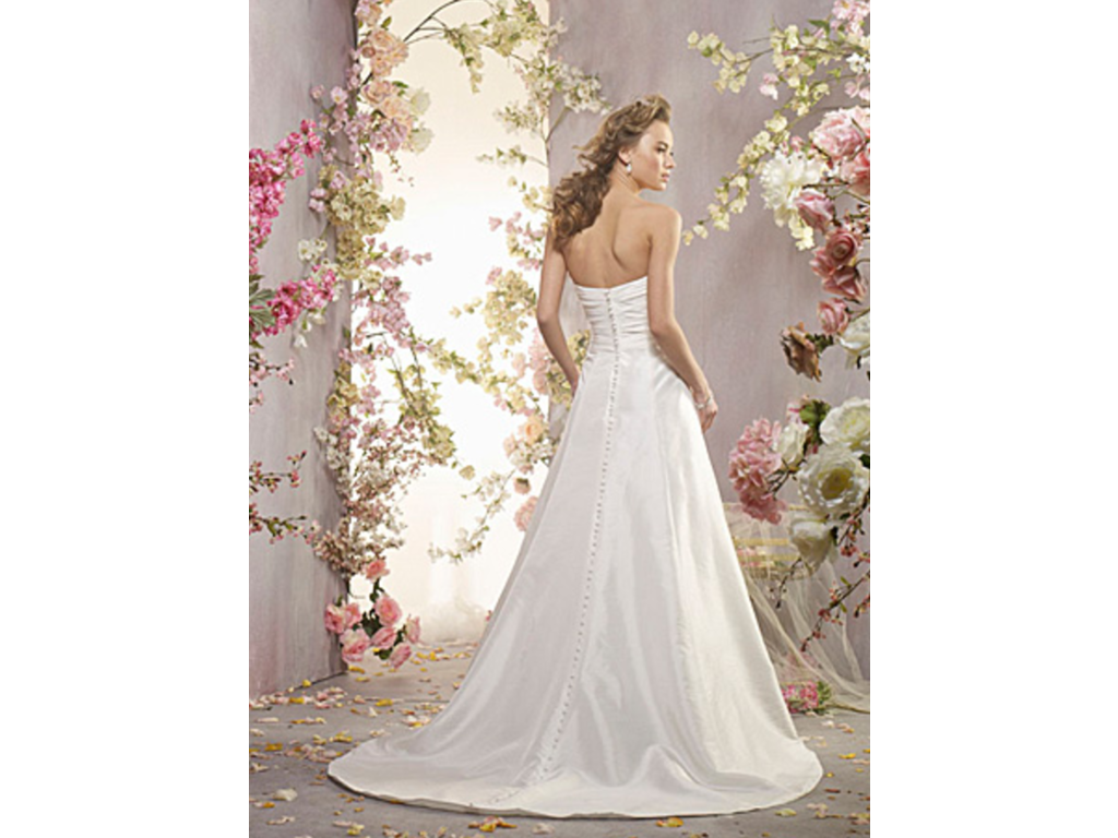 Alfred Angelo 2409 $519 Size 14