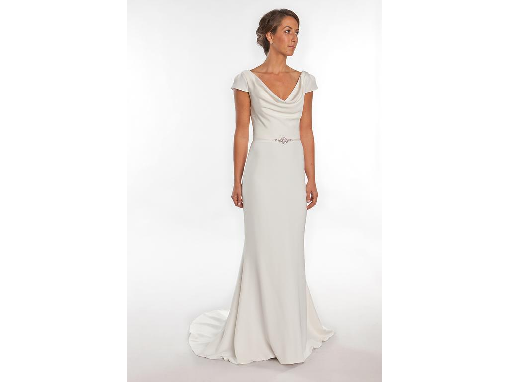 Other Trish Lee Bridal, CHARLOTTE, $855 Size: 4 | Used Wedding Dresses