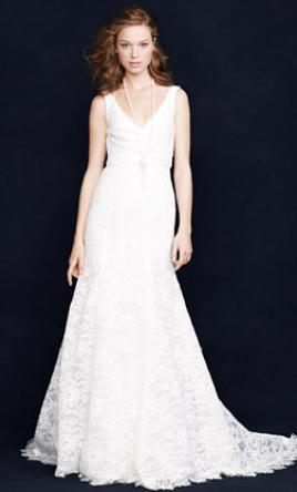 J. Crew Sara Lace Gown 8