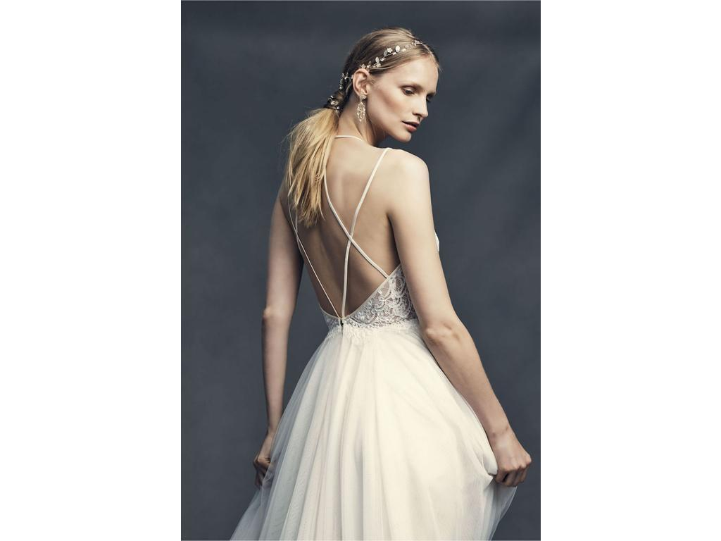 Used Wedding Gowns: BHLDN #37595865, $820 Size: 00