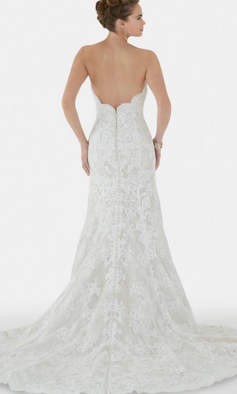 Matthew christopher annabelle 3 589 size 12 sample for Matthew christopher wedding dress prices