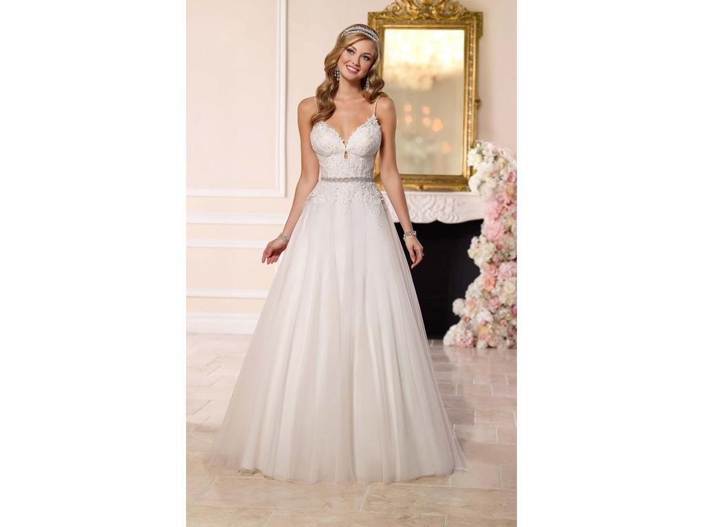 Buy Wedding Dresses New York : Stella york size new un altered wedding