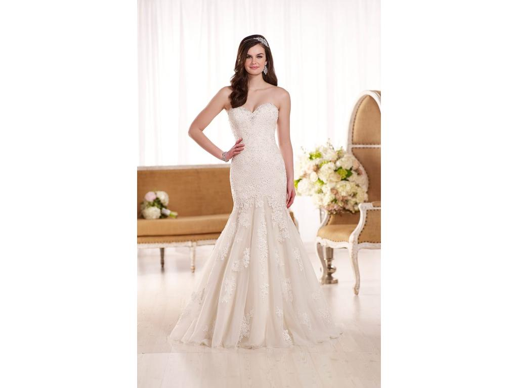 Essense of australia d1900 1 100 size 10 used wedding for Best place to buy used wedding dresses