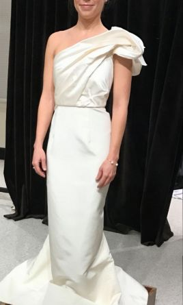 carolina herrera wedding dresses for sale preowned