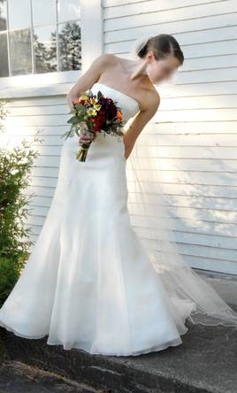 Vera wang 300 size 2 used wedding dresses for Used vera wang wedding dresses