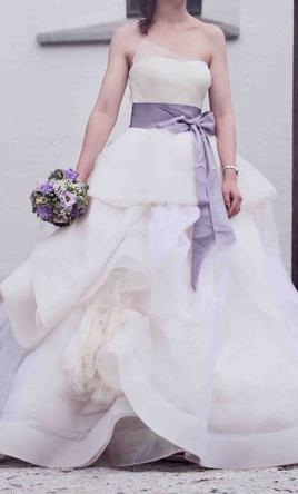 Vera Wang Katherine Wedding Dress Used Size 2 1 800