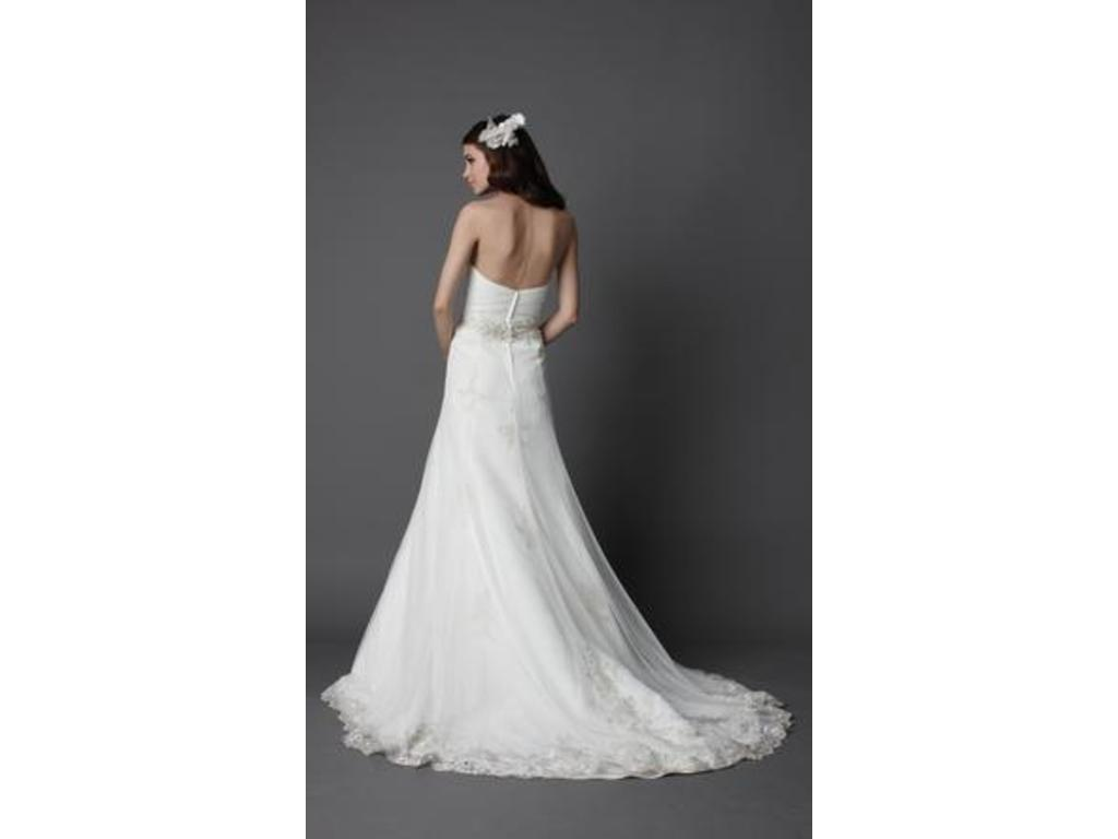 Wtoo ariane 15343 250 size 0 used wedding dresses for Used wedding dress size 0
