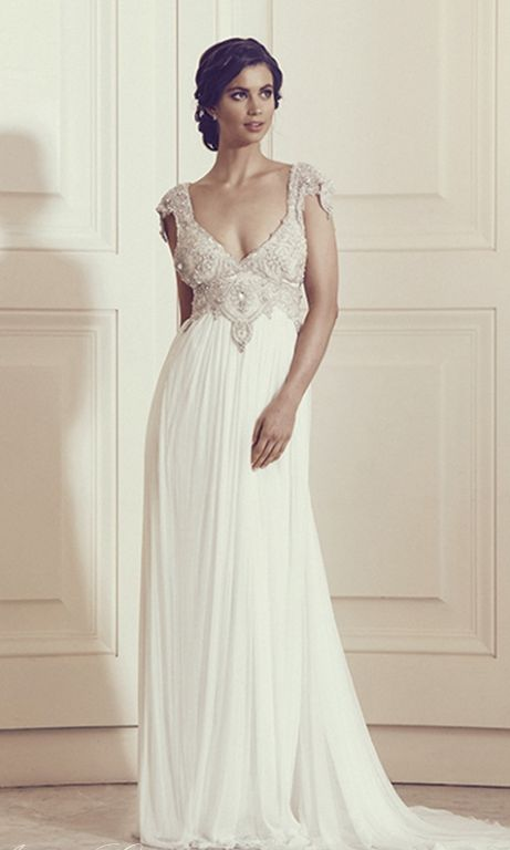 Anna campbell wedding dress for sale