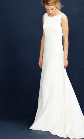 J. Crew Percy Gown 14