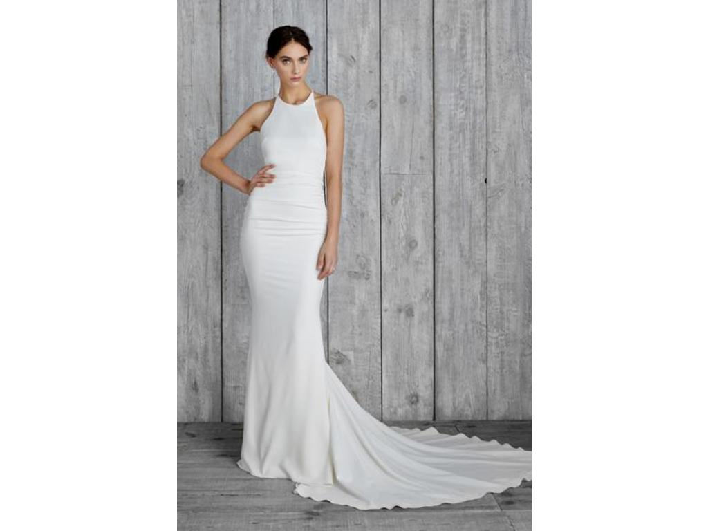 Nicole miller morgan 800 size 8 used wedding dresses pin it add to nicole miller morgan 8 junglespirit Gallery