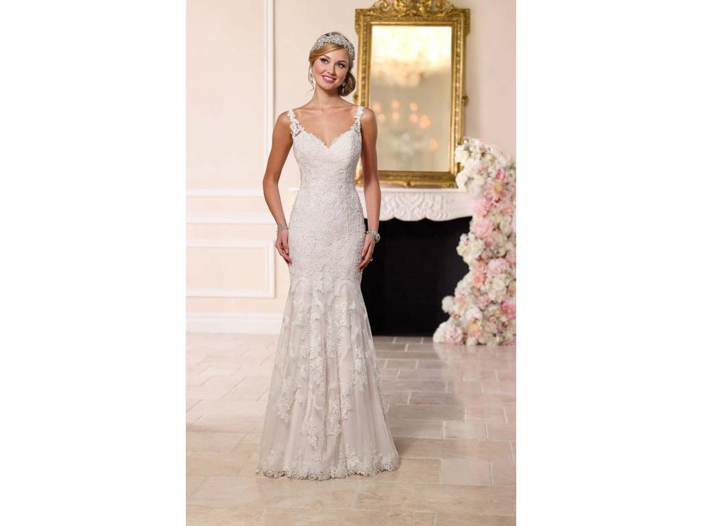 Buy Wedding Dresses New York : Stella york  size new un altered