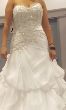 Alfred Angelo Sapphire 892 12