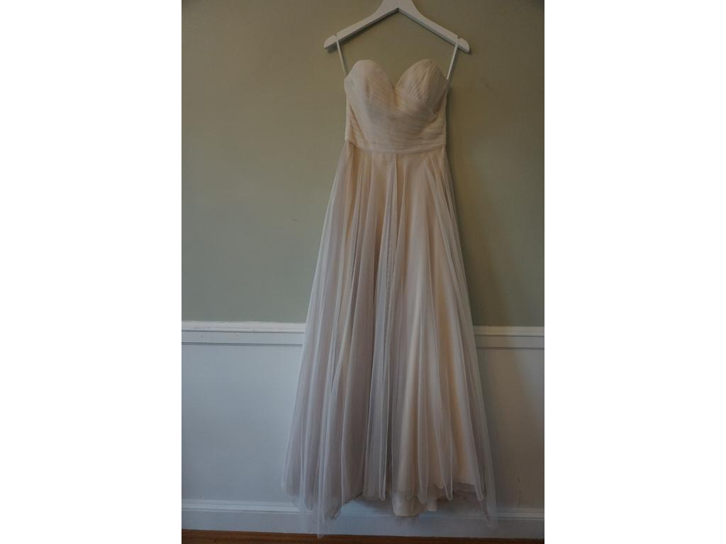 Bhldn Calla 480 Size 2 New Altered Wedding Dresses