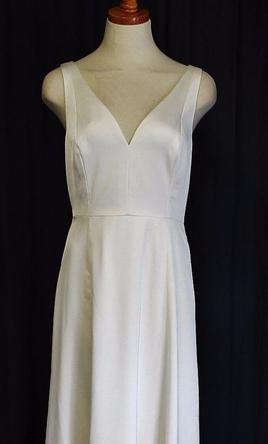 J crew francoise 350 size 6 new un altered for J crew wedding dress size chart