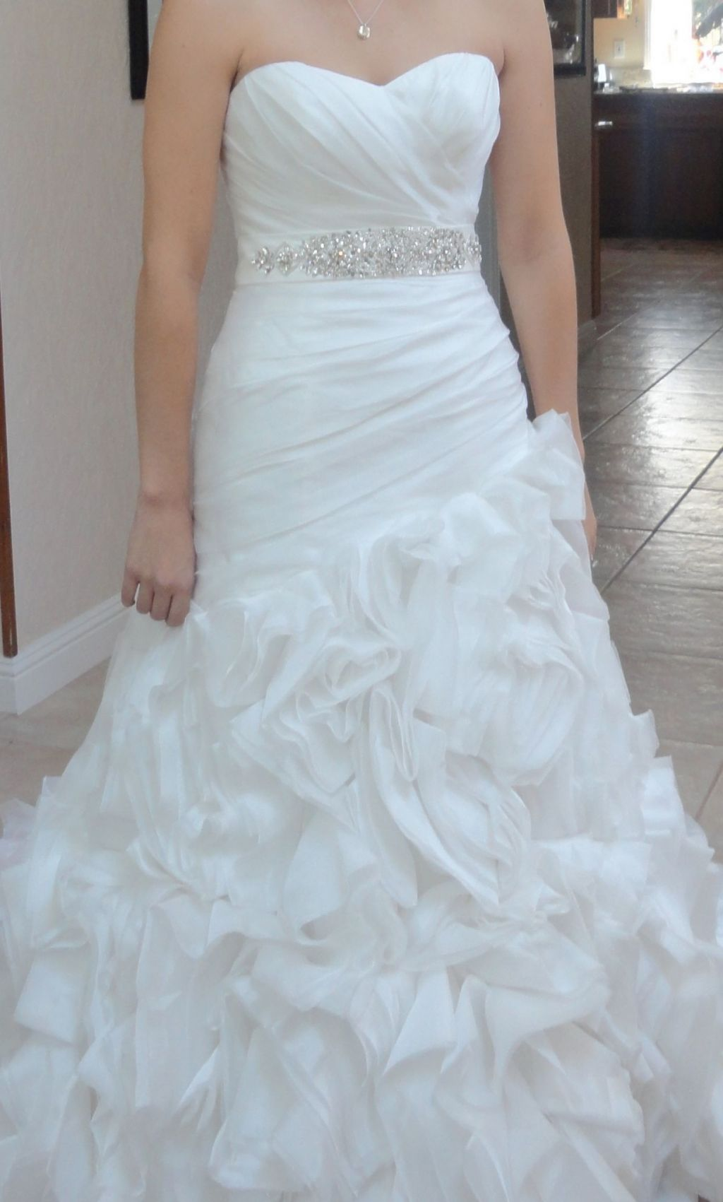 Maggie Sottero Dynasty Haute Couture, $300 Size: 4 | Used Wedding ...