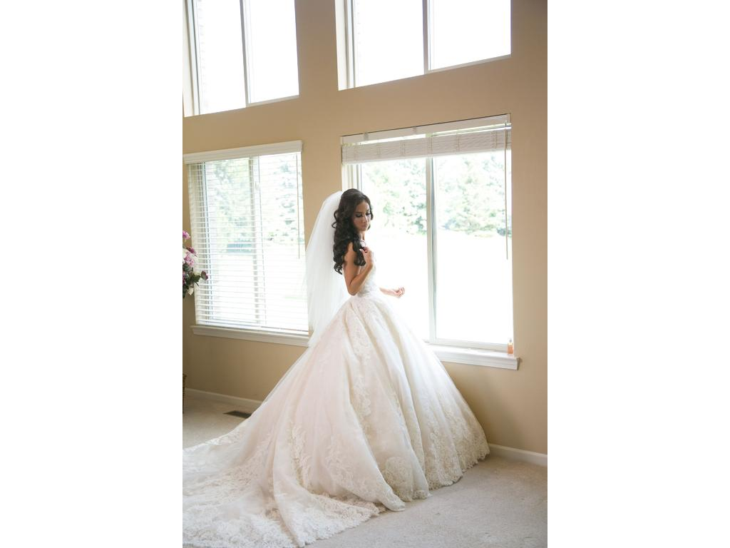 Ines di santo primrose 7 800 size 6 used wedding dresses for Ines di santo wedding dresses prices