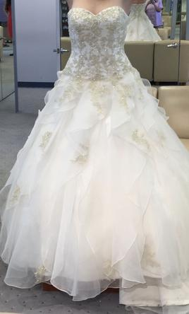 Alfred Angelo 899 10