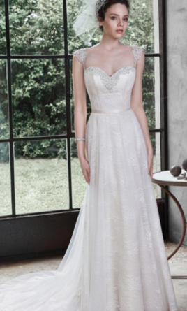 Maggie Sottero Alanis Fall 2015 14