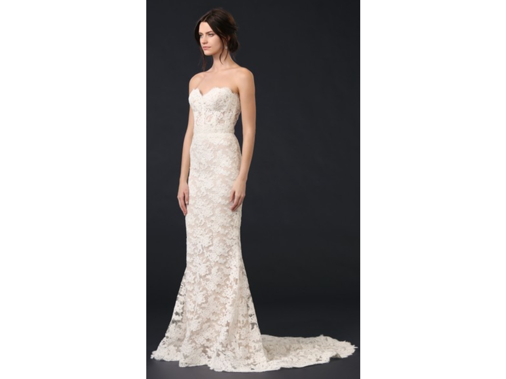 Reem acra angelica 5 500 size 8 new un altered for We buy wedding dresses